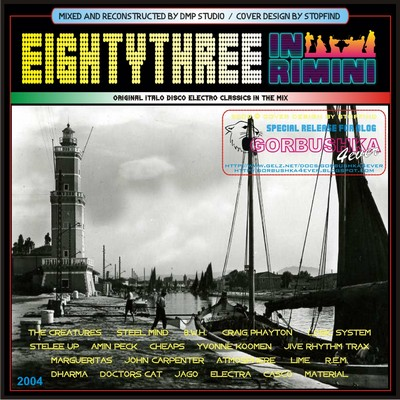 DMP Studio - EightyThree In Rimini Megamix