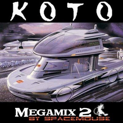 DJ SpaceMouse - Koto Megamix - vol 02