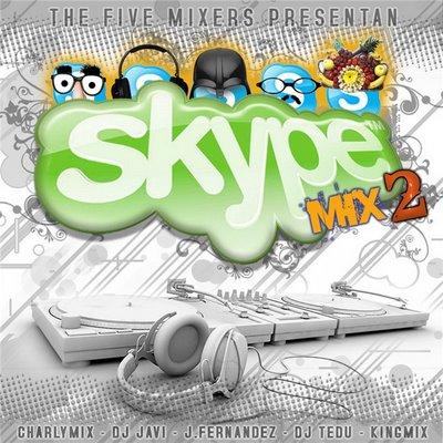 The 5 Mixers Team - Skype Mix 2