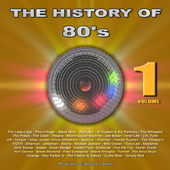 DJ Fab - The History of 80s - volume 01