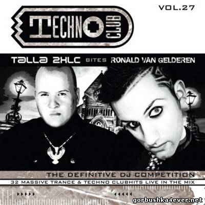 Techno Club vol 27 [2008] / 2xCD