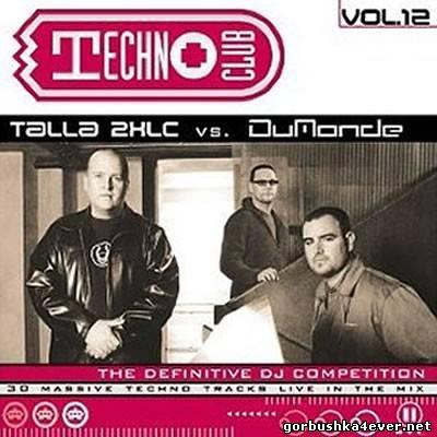 Techno Club vol 12 [2001] / 2xCD