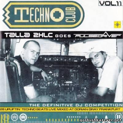 Techno Club vol 11 [2000] / 2xCD