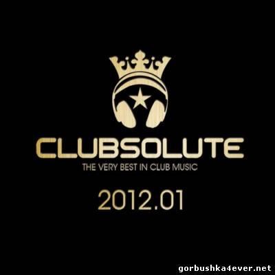 [Kontor] Clubsolute 2012.01
