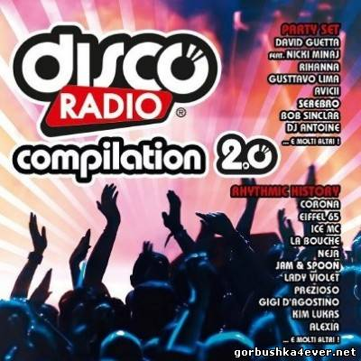 Disco Radio Compilation 2.0 [2012] / 2xCD