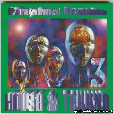 [Party Dance Production] House & Tekkno vol 03 [1996]