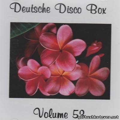 Deutsche Disco Box vol vol 53 / 2xCD