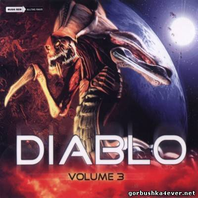 [Diablo] The New Dance X-Plosion vol 03 [2001]