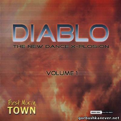 [Diablo] The New Dance X-Plosion vol 01 [2001]