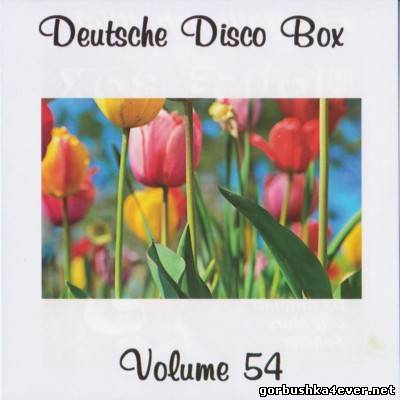 Deutsche Disco Box vol vol 54 / 2xCD