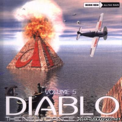 [Diablo] The New Dance X-Plosion vol 05 [2002]