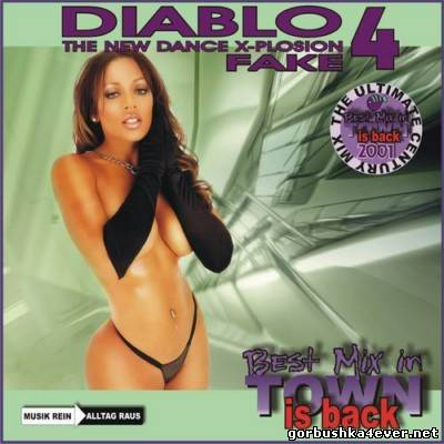 [Diablo] The New Dance X-Plosion vol 04 [2001] Der Fake