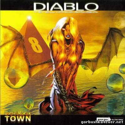 [Diablo] The New Dance X-Plosion vol 08 [2006]