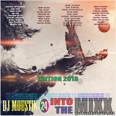 DJ Moustik - Into The Mixx 2013 [24]
