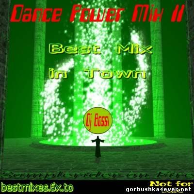 DJ Bossi - Dance Power Mix vol 11 [2007]