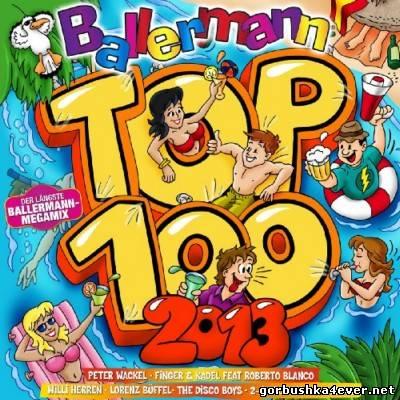 Ballermann Top 100 Megamix [2013] / 2xCD