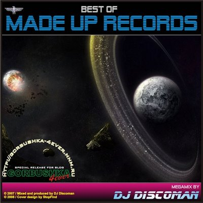 DJ Discoman - Best Of Made Up Records
