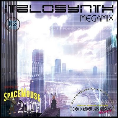 DJ SpaceMouse - ItaloSynth Megamix (volume 2)