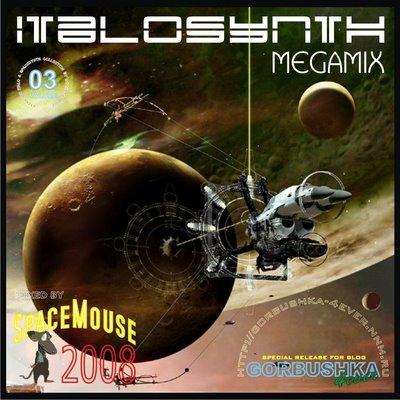 DJ SpaceMouse - ItaloSynth Megamix (volume 3)