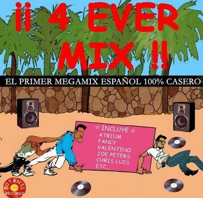 Manolo, David & Angel - 4 Ever Mix