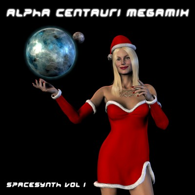 DJ Martin Verlaan - Alpha Centauri Megamix - volume 01