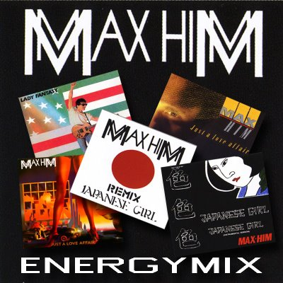 DJ SpaceMouse - Max Him - Energy Mix