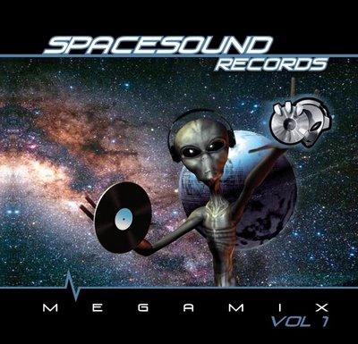 DJ Martin Verlaan - Space Sound Records Megamix - vol 01