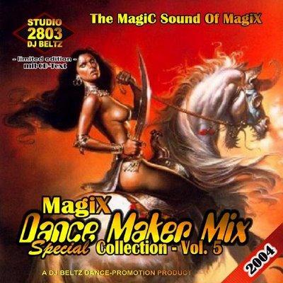 DJ Beltz - Magix Dance Maker Mix (volume 05)