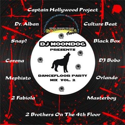 DJ Moondog - Dancefloor PartyMix (volume 02)