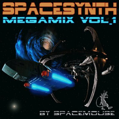 DJ SpaceMouse - SpaceSynth Megamix - vol. 01
