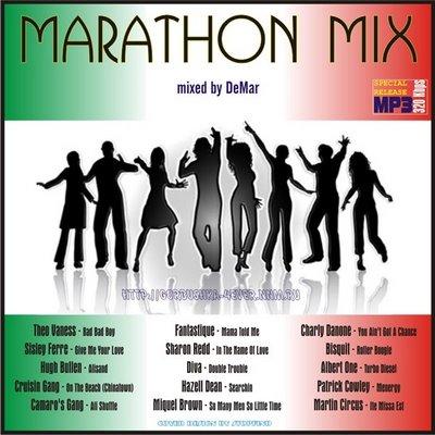 DeMar - Marathon Mix - volume 01