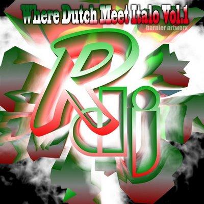 R-DJ - Where Dutch Meet Italo - volume 01