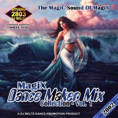 DJ Beltz - Magix Dance Maker Mix (volume 01)