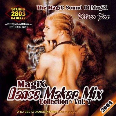 DJ Beltz - Magix Dance Maker Mix (volume 07)