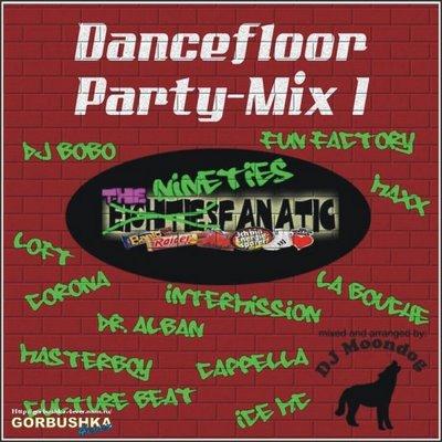 DJ Moondog - Dancefloor PartyMix (volume 01)