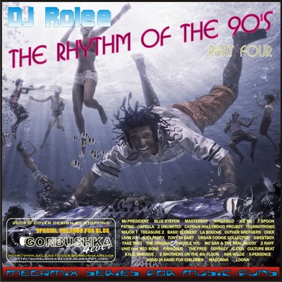 DJ Rolee - The Rhythm Of The 90's Mix 04
