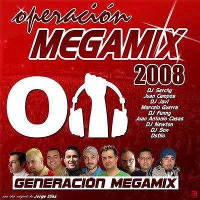 Operacion Megamix 2008