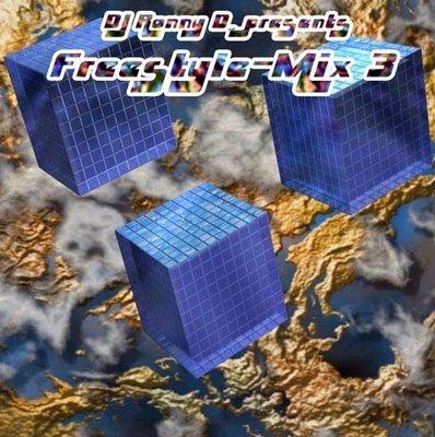 DJ Ronny D - Freestyle Mix (volume 3)