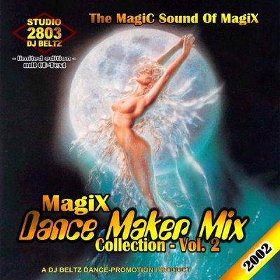 DJ Beltz - Magix Dance Maker Mix (volume 02)