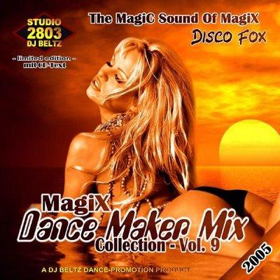 DJ Beltz - Magix Dance Maker Mix (volume 09)