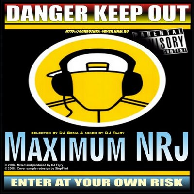 DJ Fajry - Maximum NRJ Megamix