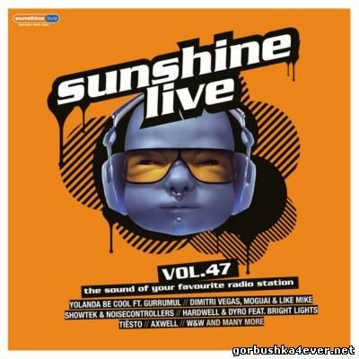 Sunshine Live vol 47 [2013]