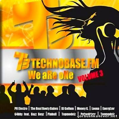 Technobase.FM - We Are One vol 03 [2010] / 2xCD
