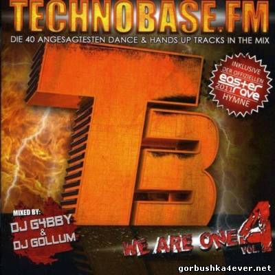 Technobase.FM - We Are One vol 04 [2011] / 2xCD