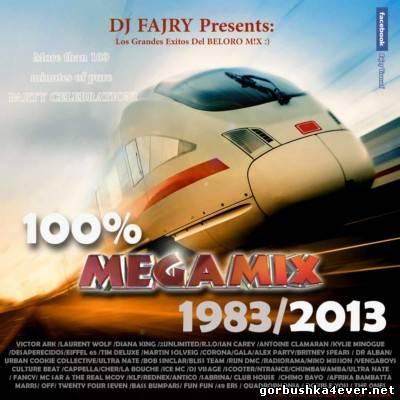 DJ Fajry - 100% Megamix [2013]
