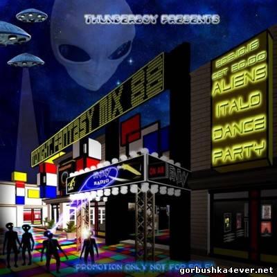 Fantasy Mix vol 88 - Aliens Italo Dance Party [2013]