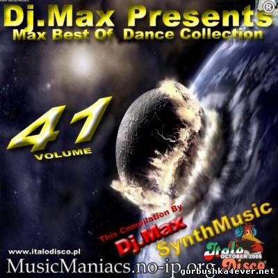 [Music Maniacs] Max Best Of Dance Collection vol 41 - vol 50