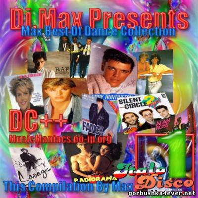 [Music Maniacs] Max Best Of Dance Collection vol 01 - vol 10