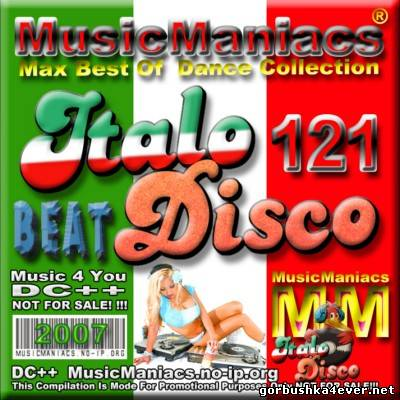 [Music Maniacs] Max Best Of Dance Collection vol 121 - vol 126