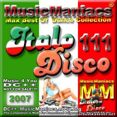 [Music Maniacs] Max Best Of Dance Collection vol 111 - vol 120
